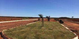 Obras de Infraestrutura no RESIDENCIAL BELA VISTA  em Serra do Salitre/MG